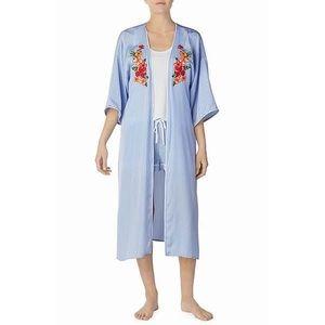 Room Service Silk Robe